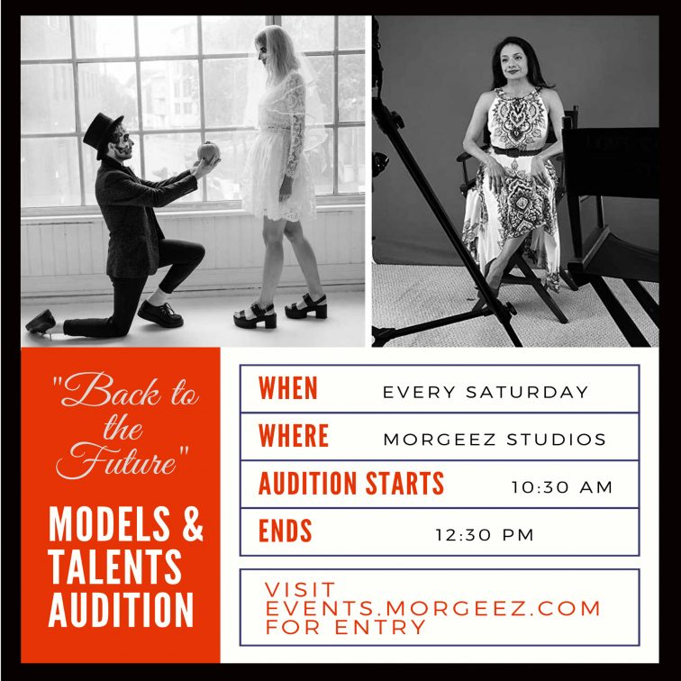 talent audition at morgeez talent agency Johannesburg
